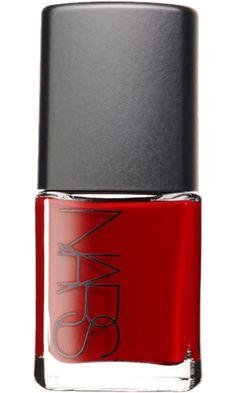NARS Nail Polish Jungle Red; for the most killer red mani/pedi