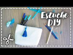 Organizador de escritorio - DIY con cartón - YouTube