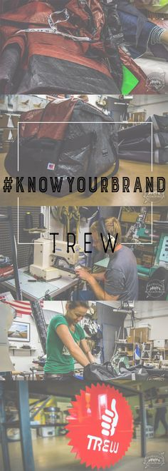 Do you know what your favorite outdoor brands are REALLY about?  Trew makes high performing outerwear as well as making super eco friendly backpacks out of recycled fabric.  Awesome! Ski gear | Snowboard gear | Backpacks | Commuter Backpacks | Waterproof Backpacks | Snow ski outfits | Snowboard outfits