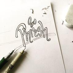 #manyemmas #typography #lettering #handlettering #so #phresh