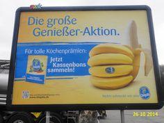 420. - Plakat in Stockach. / 26.10.2014./