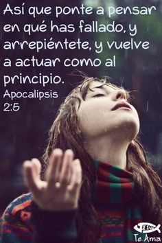 Apocalipsis 2:5 facebook.com/jesusteamamgaministries