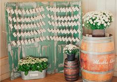 Una boda Vintage, rústica | vintage wedding. rustic style