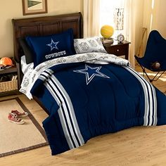 Cowboys Bedroom Get Together
