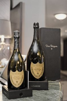 Dom Perignon.. well most champagne is good but this is often great