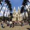 A Catedral da Sé, apesar de inspirada nas igrejas medievais europeias, é uma obra bem jovem na cidade de São Paulo. Inaugurada em 1954, ela substituiu a antiga catedral, ...