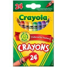 crayola crayons 24 ct - Free Crayola Crayons
