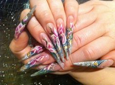Nail art by Emy Nails Italy