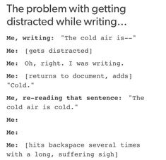 Writing humor, humor for writers, funny writing stuff, fun for writers. Book Writing Tips, Writing Quotes, Writing Prompts, Writer Memes, Book Memes, Writing Problems, Def Not, A Writer's Life, Fandoms