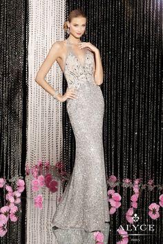 Fenomenales vestidos de lentejuelas para fiesta   Colección de vestidos largos