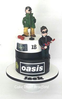 Oasis Cake - cake by cake that Bradford