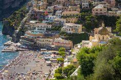 Positano (Postcard of an Overpopular Landscape)