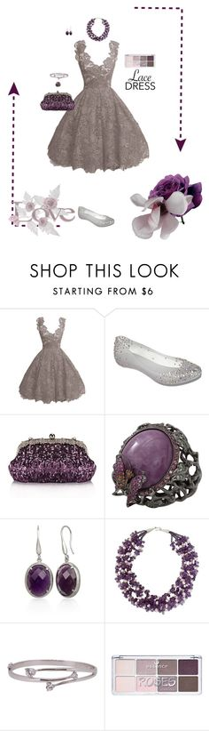 """""""Untitled #7515"""" by erinlindsay83 ❤ liked on Polyvore featuring Mode, Melissa, Chicnova Fashion, Wendy Yue, Belk & Co., NOVICA und Jools by Jenny Brown"""