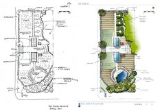 How to Create an Attractive Site Plan Using Hand Drawing and Photoshop – PART 1 » VIA Architecture