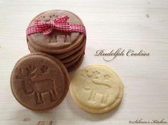 Schnin's Kitchen: Rudolph Cookies (super Teig für Keksstempel)