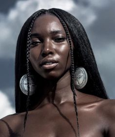 70 Ebony Beauty Portrait Photography Examples – Care – Skin care , beauty ideas and skin care tips Beautiful Dark Skinned Women, My Black Is Beautiful, Pretty Black, Beautiful Women, Dark Skin Beauty, Black Beauty, Hair Beauty, Beauty Portrait, Ebony Beauty