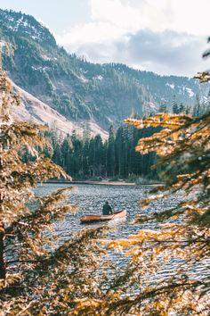 Canoe I Morgan Phillips Photography