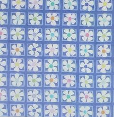 Grow Flowers Purple Cotton Fabric by Moda~Fast Shipping F641