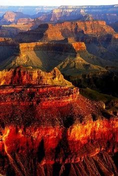 Grand Canyon, AZ, USA...