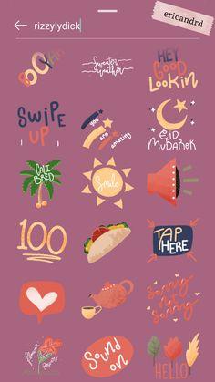 Instagram Emoji, Iphone Instagram, Instagram And Snapchat, Instagram Blog, Instagram Quotes, Creative Instagram Stories, Instagram Story Ideas, Instagram Editing Apps, Social Marketing
