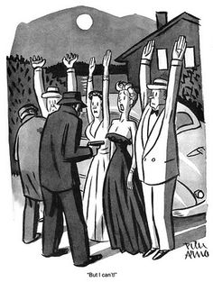 a classic example of a Peter Arno cartoon.