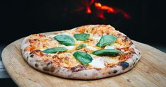 """Chef Peter Reinhart, who went on a two-year """"pizza quest,"""" reveals how to achieve memorable crust. Perfect Pizza Dough Recipe, Wheat Pizza Dough Recipe, Italian Pizza Dough Recipe, Best Pizza Dough, Good Pizza, Pizza Hut, Crust Pizza, Whole Foods Pizza Dough Recipe, Pizza Dough Recipe For Brick Oven"""