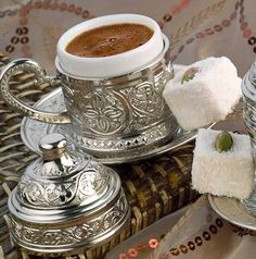 Turkish coffee http://www.magnificentturkey.com/ #turkish #coffee #turkey