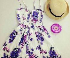 ~Une petite tenue qui me rappelle l'été~♥