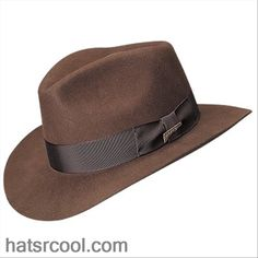 d1341dda6151a Indiana Jones Crushable Wool Hat This is the highly rated