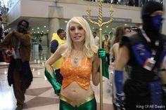 Lady Aquaman - NYCC 2012
