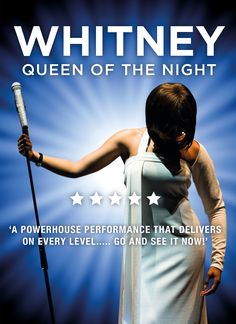 Whitney: Queen of the Night - Saturday 12 November - 7.30pm. More info: http://www.cityhallsalisbury.co.uk/index.php?page=1655