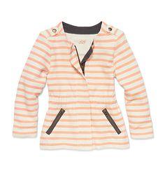 Kids Toddler Girl Stripe Cardigan @ Joe Fresh $16.00