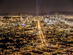 Witness the City's Midnight Glow : San Francisco: 10 Fun Activites to Do After Midnight : TravelChannel.com