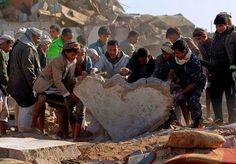 Noticia Final: Primeiro mês de guerra no Iêmen