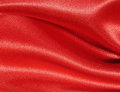 Red Poly Satin linen from Premiere Party Central - Your Wedding and Event Rental Specialists, located in Austin, TX!