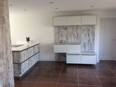 Rotpunkt with Okite worktops completed end of May