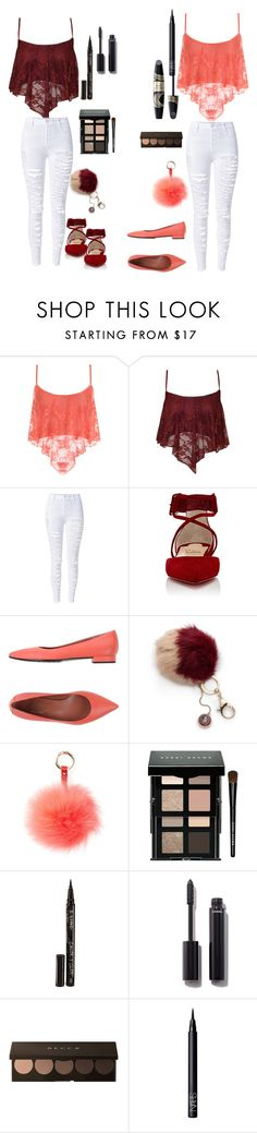"""Untitled #18"" by emilia-h1104 ❤ liked on Polyvore featuring WearAll, WithChic, Christian Louboutin, F.Lli Bruglia, Accessory PLAYS, RAJ, Bobbi Brown Cosmetics, Smith & Cult, Chanel and Max Factor"