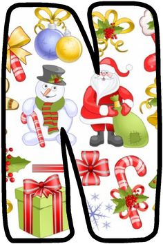 Christmas Photo Booth, Christmas Photos, Christmas Diy, Christmas Decorations, Scrapbook Images, Christmas Alphabet, Free Christmas Printables, Disney Wallpaper, Letters And Numbers