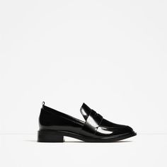 PENNY LOAFERS from Zara - $49.90