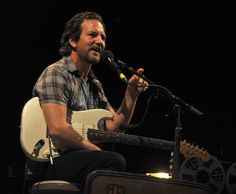 Eddie Vedder headlines day two of Ohana Fest on Saturday. KELLY A. SWIFT, CONTRIBUTING PHOTOGRAPHER