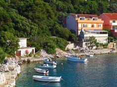 Apartament 1016747 w Zaklopatica - Casamundo Dalmatia Croatia, Apartments, Dorm Rooms, Croatia, Vacation, Islands, People