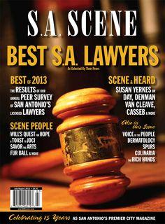 Chris McKinney named one of San Antonio's Best Employment Lawyers2013 - Texas Verdicts | San Antonio Settlements & Verdict - San Antonio Em...