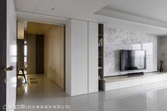 陳煜棠-室內設計 : 簡約宅有大容量 內藴豐富的優雅姿態 :::幸福空間:::華人首選室內設計、裝潢影音入口平台!