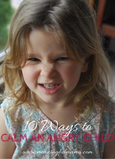 How to Stop the Whining and Crying in Kids - Meaningfulmama.com