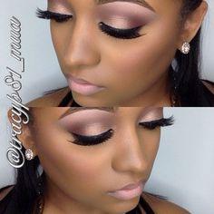 @odalith cardenas cardenas Coma teach me how to do my makeup like thisssss!!!