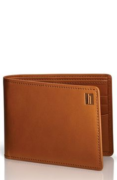 Men's Hartmann 'Belting Collection' Wallet - Brown