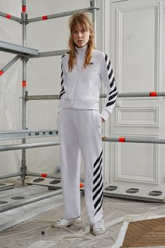 OFF-WHITE c/o VIRGIL ABLOH 2016 Pre-Fall Women's Collection