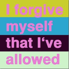 350. Self Forgiveness in Equal Money