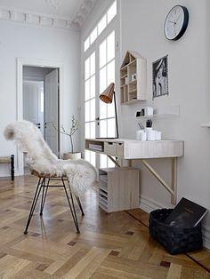 Stylish Scandinavian Home Office Designs