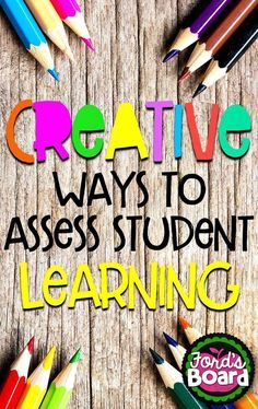 Assessing student learning often becomes boring and monotonous, when you think about quizzes, tests, and sometimes even projects. This guest post shares several creative ways to assess student learning, many of which are especially helpful for formative a